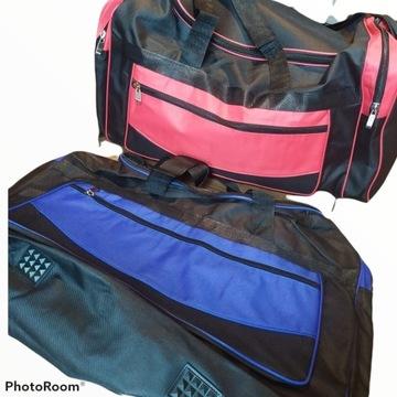 Torba podróżna turystyczna walizka