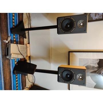 B&W DM303, Denon R-CD M33, Statyw