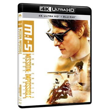 Mission Impossible Rogue Nation - 4K UHD Blu-ray
