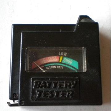tester bateri