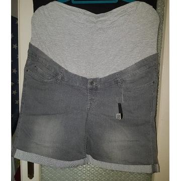 Spodnie ciążowe nowe 44