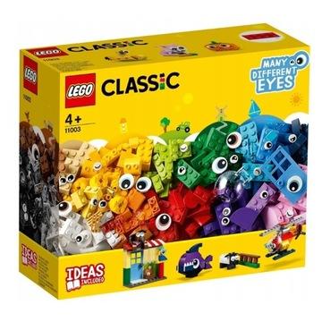 LEGO Classic Klocki buźki 11003 NOWE zaplombowane