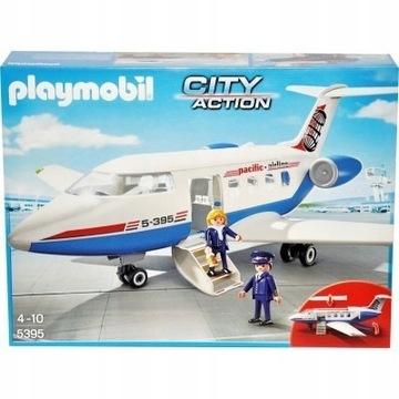 Playmobil 5395 Samolot Odrzutowiec