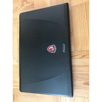 Laptop Gaming G Series MSI Apache Pro GE60 2PE