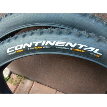 Continental MountainKing III- Protection 27,5x2,6