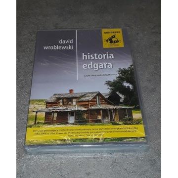 Audiobook Historia Edgara - Wroblewski David