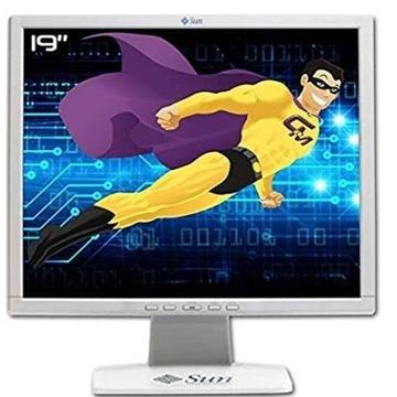 """MEGA MONITOR 19"""" L9ZF 365-1432-01 LCD TFT TN"""