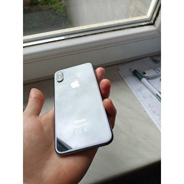 iPhone X Space Grey 3gb 64gb 100% kondycja