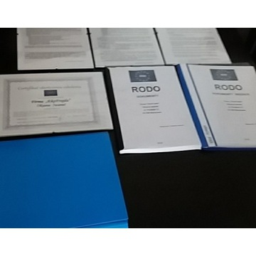Dokumenty RODO dla firmy