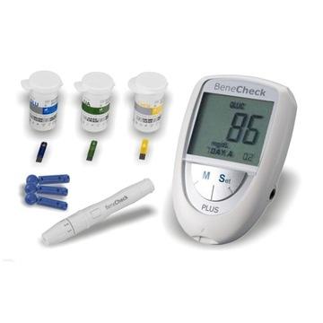 BeneCheck pomiar cholesterolu  glukozy