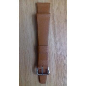 Pasek do zegarka rudy – 20 mm