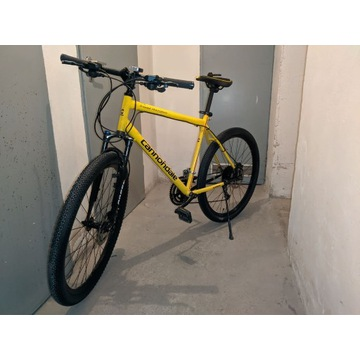 Amortyzator rowerowy SPINNER ODESA AC LC HLO 26'
