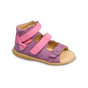 AURELKA sandałki profilaktyczne dla dzieci roz. 23