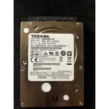 Dysk HDD Toshiba 1 TB