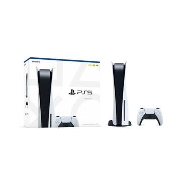 Sony Playstation 5 z napędem