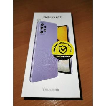 Samsung Galaxy A72 Stan idealny