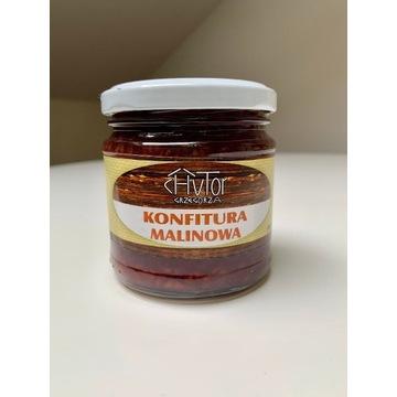 Konfitura malinowa 0,215 g