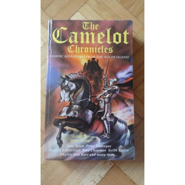 The Camelot Chronicles Mike Ashley