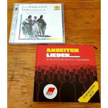 germanofile!, 2 x super CD, jedna w folii.