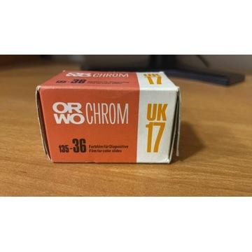 Slajd kolor ORWO Chrom UK17 / exp. 90