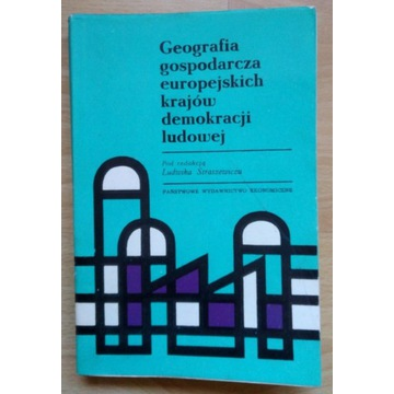 Geografia gospodarcza europ. krajów demok. ludowej