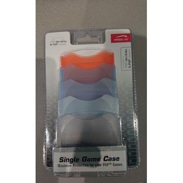 Pudełka plastikowe na gry PSP i PSP Slime&Lite