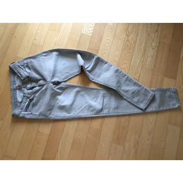 spodnie jeansy dla dziewczynki 158