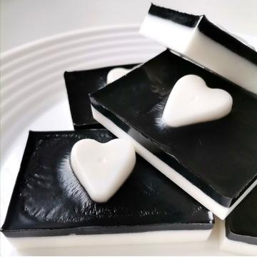 Węgiel aktywny mydełko glicerynowe sles sls free