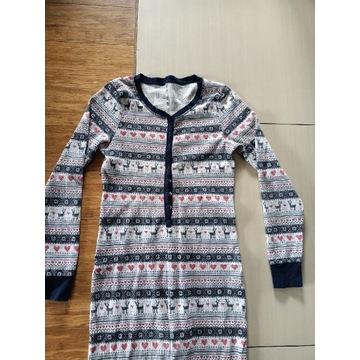 Piżama pajac bawełniana Cubus XS