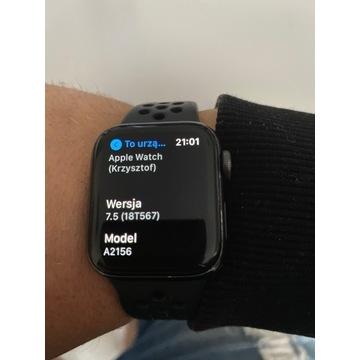 Apple Watch 5 Space Gray Nike Sport 40mm A2156