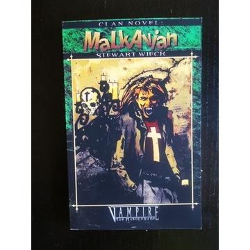 Clan Novel Malkavian - Vampire the Masquerade
