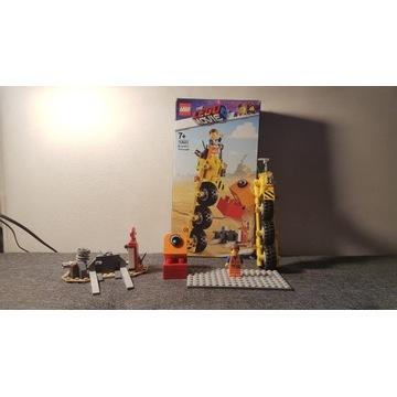 Lego MOVIE 2 70823 Trójkołowiec Emmeta