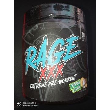Preparat przedtreningowy Rage XXX Extreme Centurio