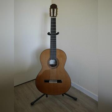 Hiszpańska Gitara Klasyczna Amalio Burguet 1A