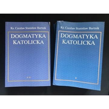 Czesław Bartnik - Dogmatyka katolicka tom I i II