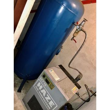 Kompresor 5,5kW KMR 112 M2 + Zbiornik, butla 400l