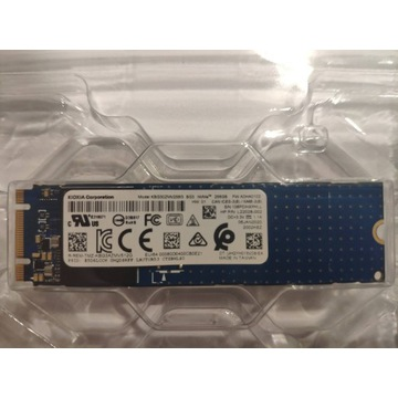 SSD KIOXIA Toshiba 256GB M.2 2280 PCIe SSD NVMe