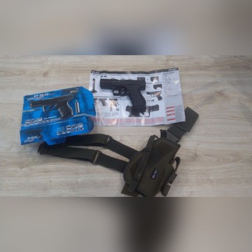 WALTHER P99 Pistolet ASG DAO METAL BLOW BACK