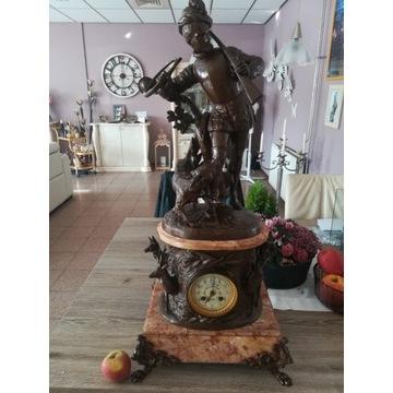 francuzki mysliwski zegar