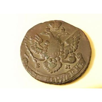 Rosja - 5 kopiejek, 1788 EM