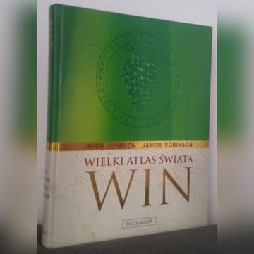 Wielki atlas świata win - Johnson, Jancis Robinson
