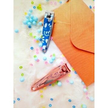 Nowe cążki obcinaczki do skórek paznokci manicure