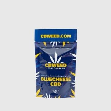 Susz CBD  Blue Cheese 2 g CBWEED