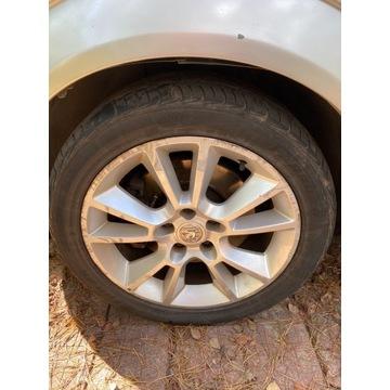 Opel Zafira alufelgi 17
