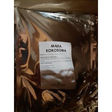 Mąka kokosowa bezglutenowa 1kg