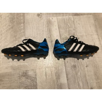 Buty piłkarskie Adidas 11Nova Fg Korki 40 2/3