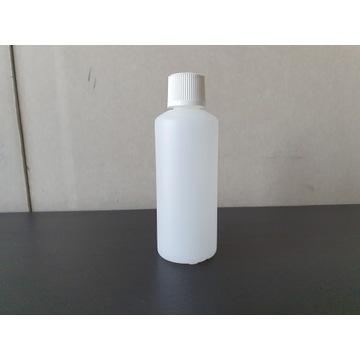Butelka HDPE 100ml komplet
