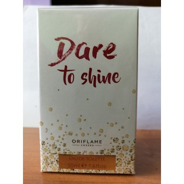 DARE TO SHINE - ORIFLAME , 50 ml.