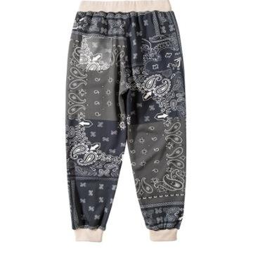 Spodnie dres bandana M-XL