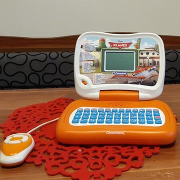 Laptop dziecięcy edukacyjny gry i zabawy nauka